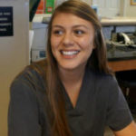 Veterinary Assistant Jessica