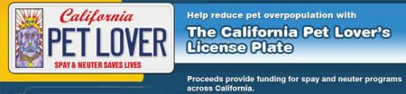 California Spay Neuter