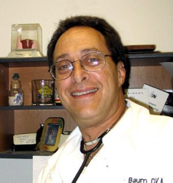 Dr. Barry M. Baum, Chief of Staff, Center-Sinai Animal Hospital, Los Angeles full service veterinary and emergency pet care