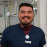 James is a pet and people lover, and a fine addition to our Veterinary Assistant Team at Center-Sinai Animal Hospital!