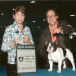 Baum Family Dog Show Saga - Judging