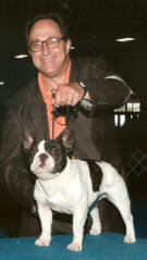 Laila Tov Saga 8 - Dr. Baum becomes his beloved French Bulldog's Trainer, and she wins!