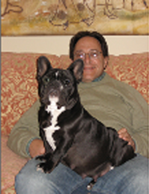 StoryTime wiht Dr. B - The Year of Perfect Symmetry, tells the tail of beloved Fessie, matriarch of the Baum Frenchie clan, was quite ill