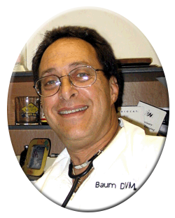 Dr. Barry Baum, Chief of Staff, Center-Sinai Animal Hospital, Los Angeles veterinary services, full and emergency pet care